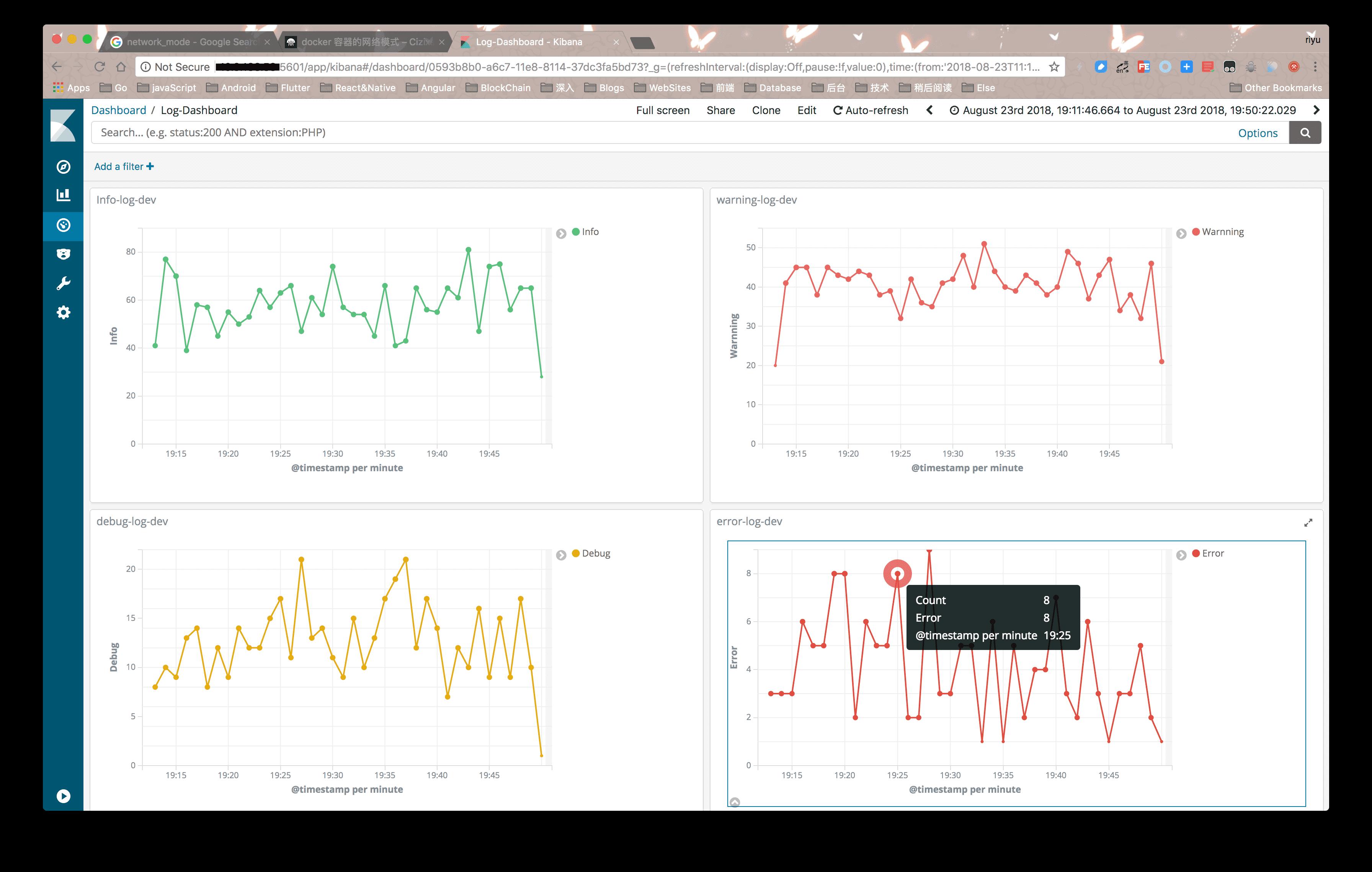 从零开始搭建一套日志收集分析系统| Wangriyu's Blog